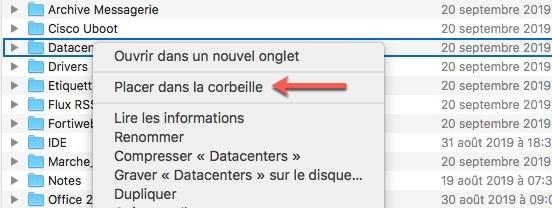 Avec Paragon NTFS les options de d'ajout et de suppression s'activent sur votre disque USB NTFS.