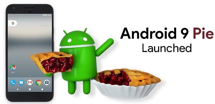 Un nom pour chaque version d'Android.
