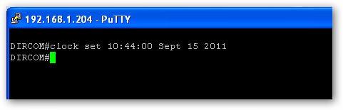 modifier la date et l'heure sur votre routeur Cisco