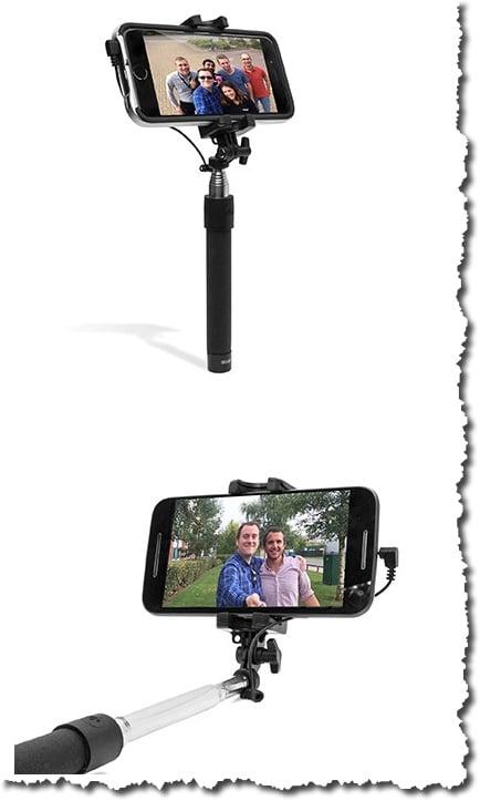 Réaliser de beaux selfies avec votre smartphone.