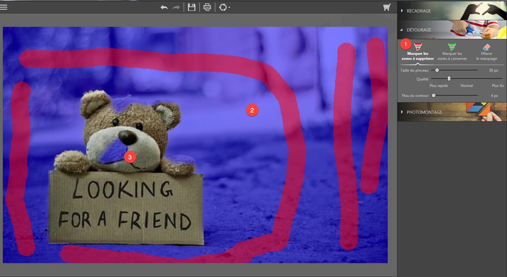 photofire module photo cutter