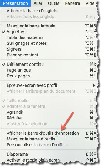 Utiliser le logiciel Aperçu sous MAC pour signer et annoter vos documents PDF