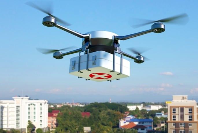 Les applications d'utilisation des drones ne manquent pas