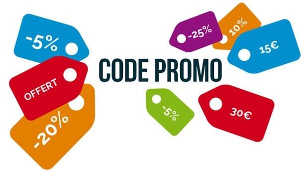 trouver des codes promo sur Internet