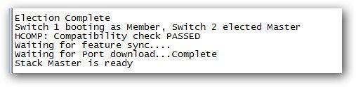 élection du switch master dans un stack Cisco 2960-X