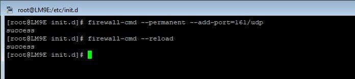 Ouvrir des ports sous RedHat avec la commande firewall-cmd