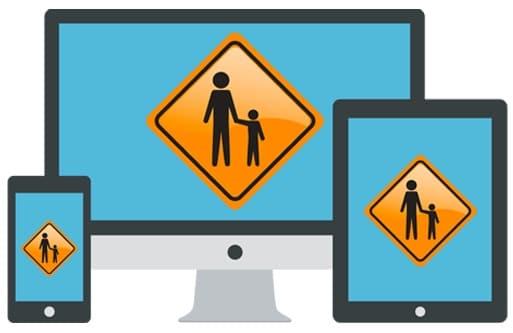 Installer un contrôle parental parentsdanslesparages en accédant à Google via votre smartphone