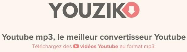 Utiliser un convertisseur Youtube MP3 en ligne avec Youzik