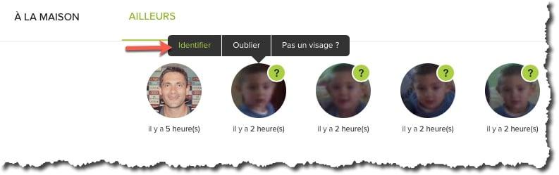 Enregistrer les visages familiers sur votre caméra Netatmo Welcome pour diminuer le nombre d'alerte