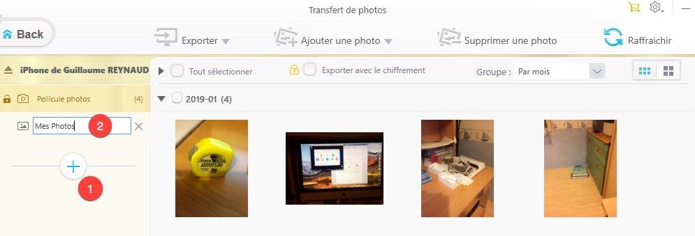 Transférer des photos de votre PC vers votre iPhone avec WinX MediaTrans