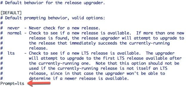 Installer le gestionnaire de mise à jour Ubuntu