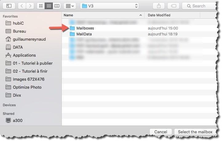 Il n'existe pour l'instant aucun utilitaire de transfert fourni par Airmail pour transférer ses comptes mails vers Airmail.