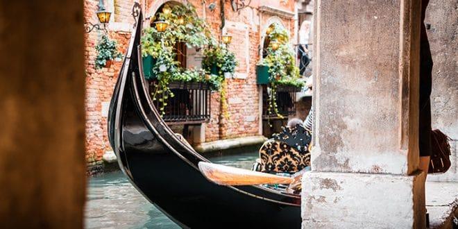 Venice Gondola, Italy
