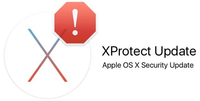 Xprotect, ajouté en 2009, empêche l'ouverture des logiciels malveillants sur MAC