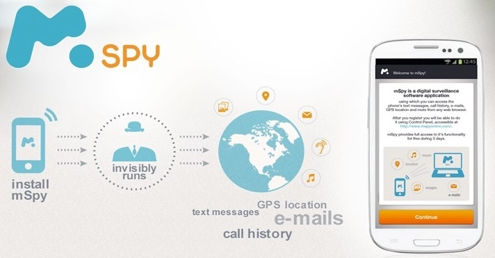 Comment faire usage d'une application comme mSpy ?