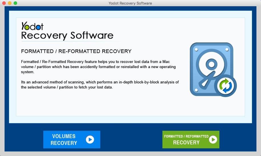 Comment récupérer vos données avec Yodot Recovery Software