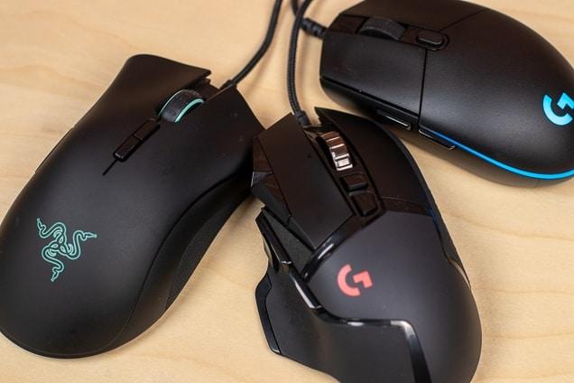 Une souris de gamer pour quelles différences ?