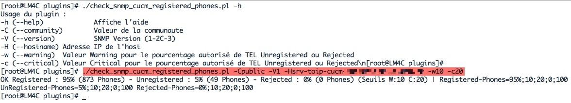 script PERL Check_snmp_cucm_registered_phones.pl qui permet de superviser le statut des téléphones sur le CUCM