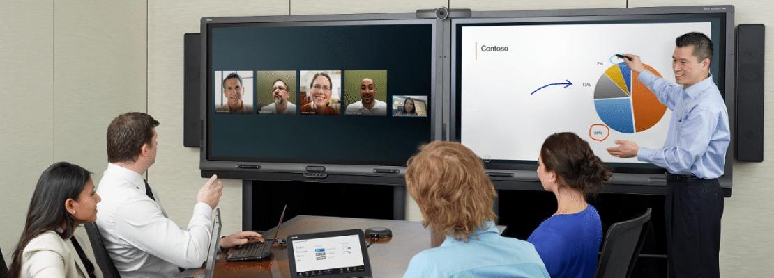 Briser l'isolement des enseignants avec les écrans interactifs