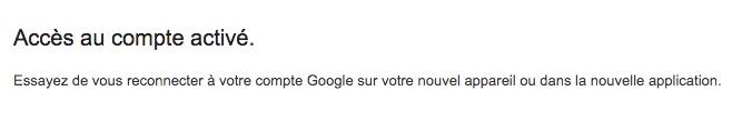 Annuler la demande de captcha pour utiliser les fonctionnalités de votre compte Google