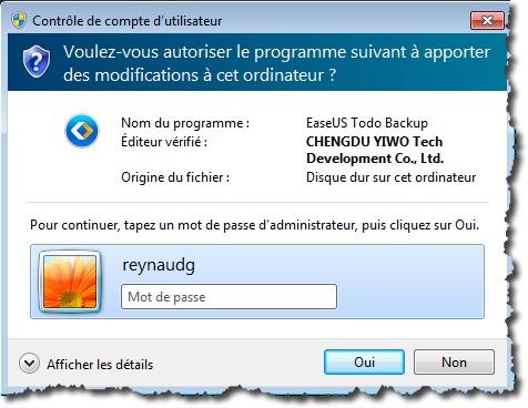 Utiliser un logiciel sans les droits admin sur un PC
