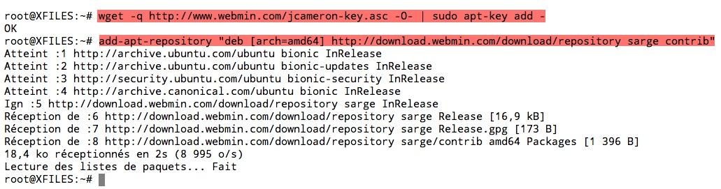 Rajouter des dépôts dans le fichier sources.list de Ubuntu