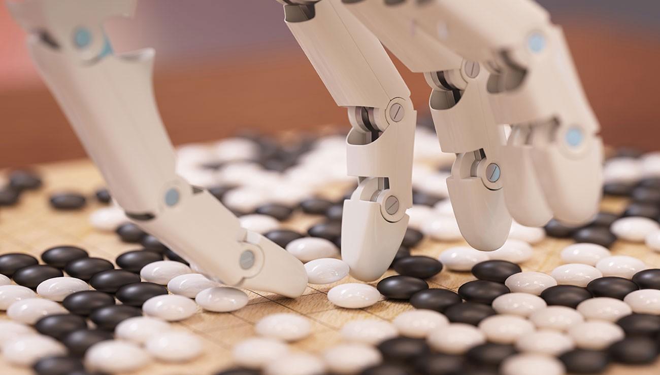 L'Intelligence Artificielle est largement utilisée dans les jeux de hasard