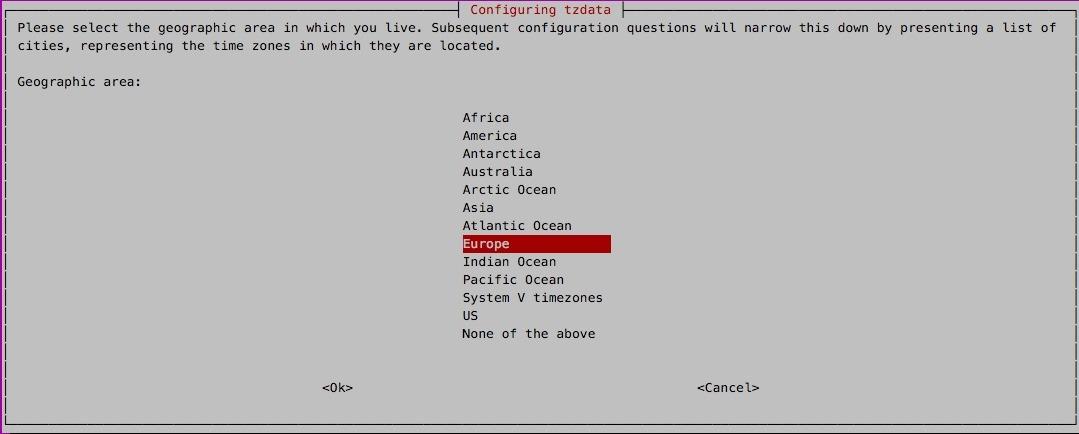 Changer le fuseau horaire de votre serveur Linux