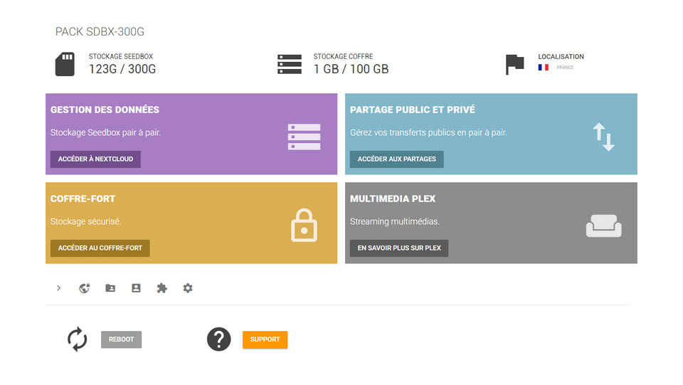 Tout savoir sur les Seedbox avec les offres de seedbox.fr