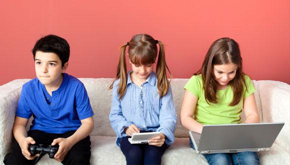 Parlez ouvertement avec votre enfant de ses activités en ligne