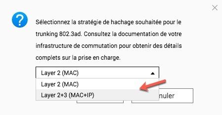 Configurez l'agrégation de ports de votre NAS QNAP