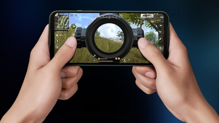 Le smartphone gaming.