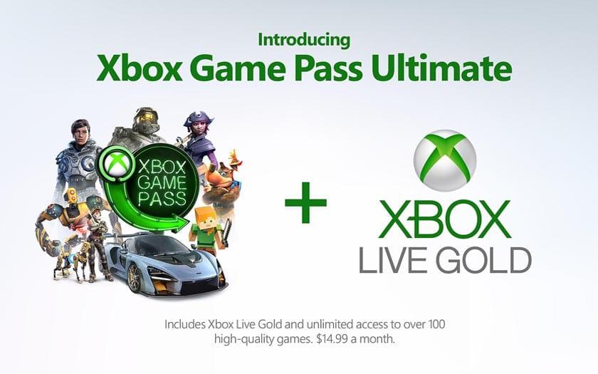 Profitez du service d'abonnement Xbox Game Pass