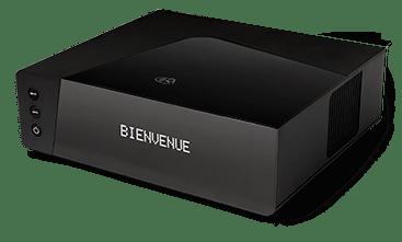 Box internet SFR Fibre