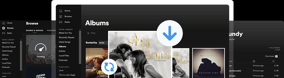 TuneFab Spotify Music Converter est un outil qui peut supprimer la restriction DRM de Spotify Music.