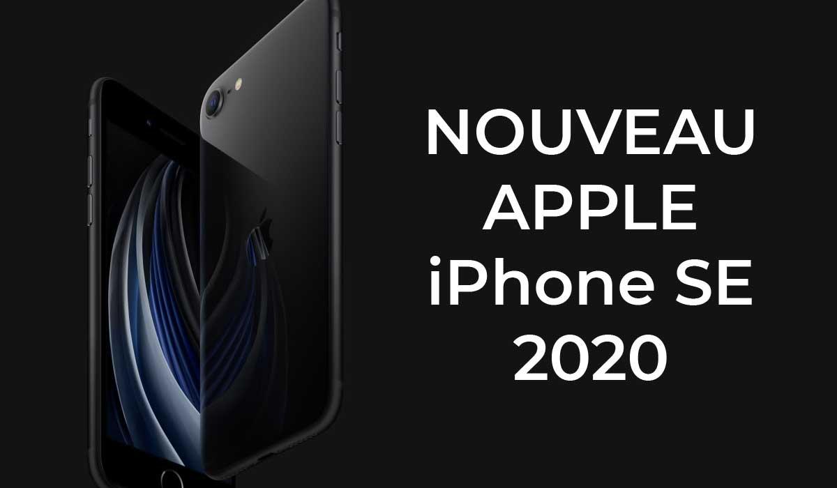 Zoom sur le design de l'iPhone SE