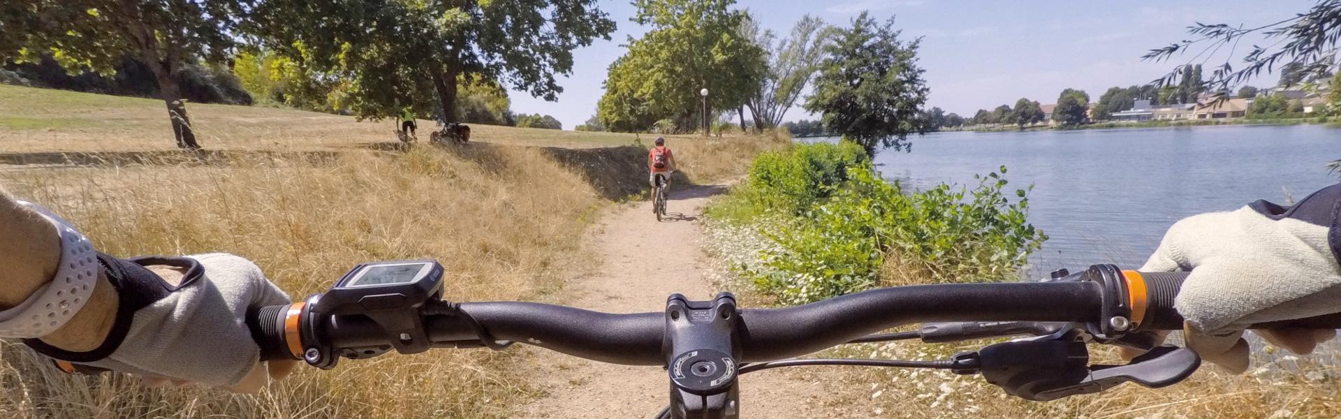 Partir en week-end en vélo sans être encombré