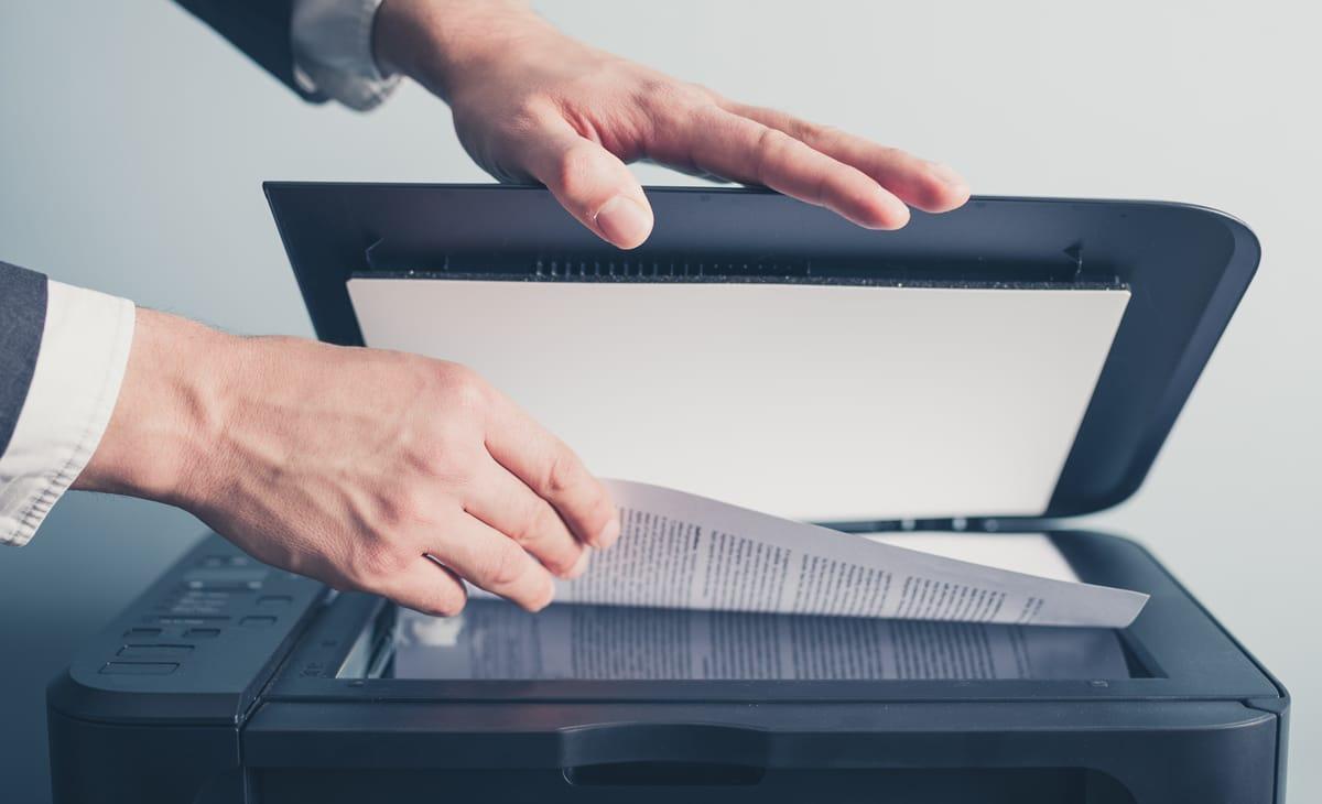 Photocopieuse analogique: comment ça fonctionne?