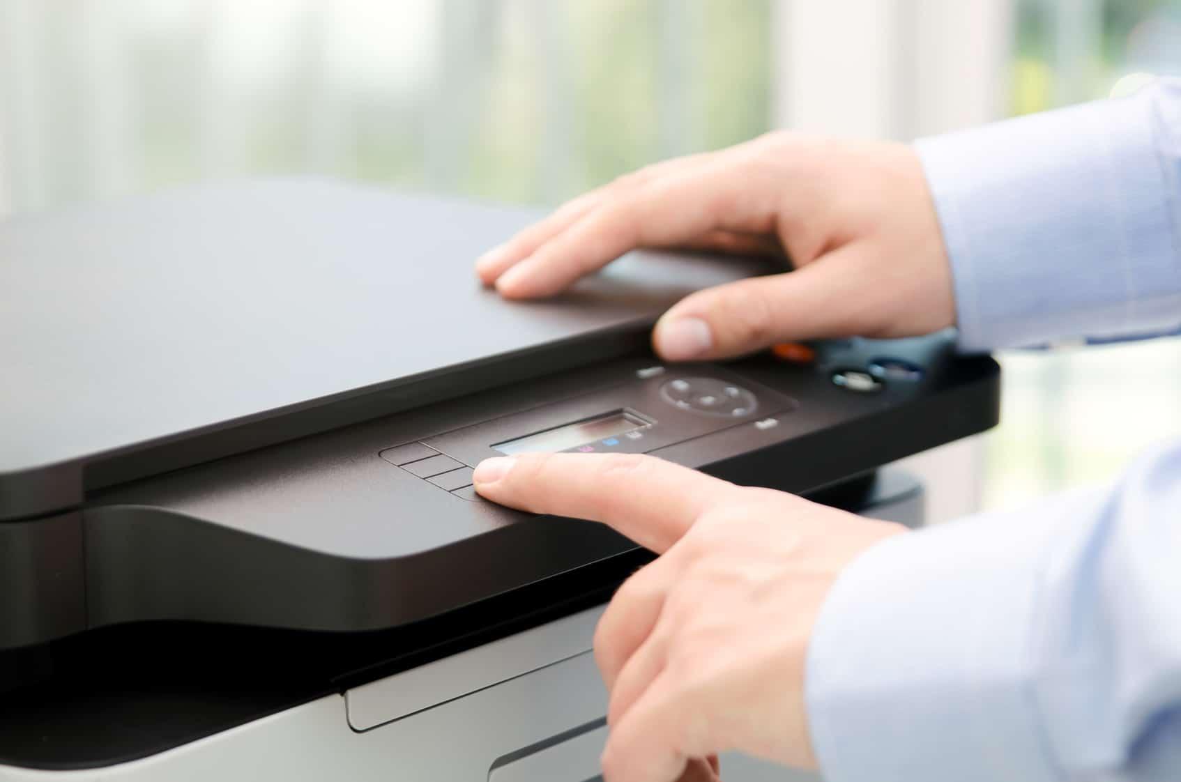Comment fonctionne le copieur numérique?