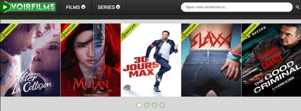 Regardez en streaming et téléchargez des séries gratuites sur VoirFilms. Vivez votre passion du streaming gratuitement et de la meilleure qualité possible !