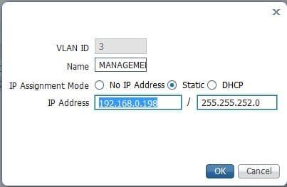 Ajouter un vlan sur le switch Cisco Industrial Ethernet IE-1000