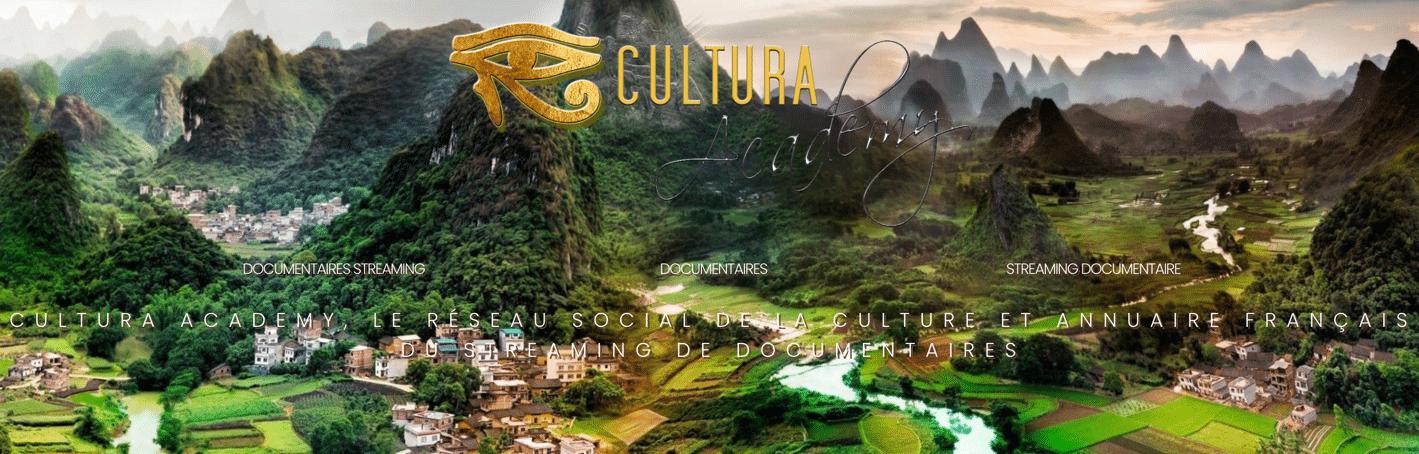 découvrez Cultura Academy le premier site de streaming documentaire