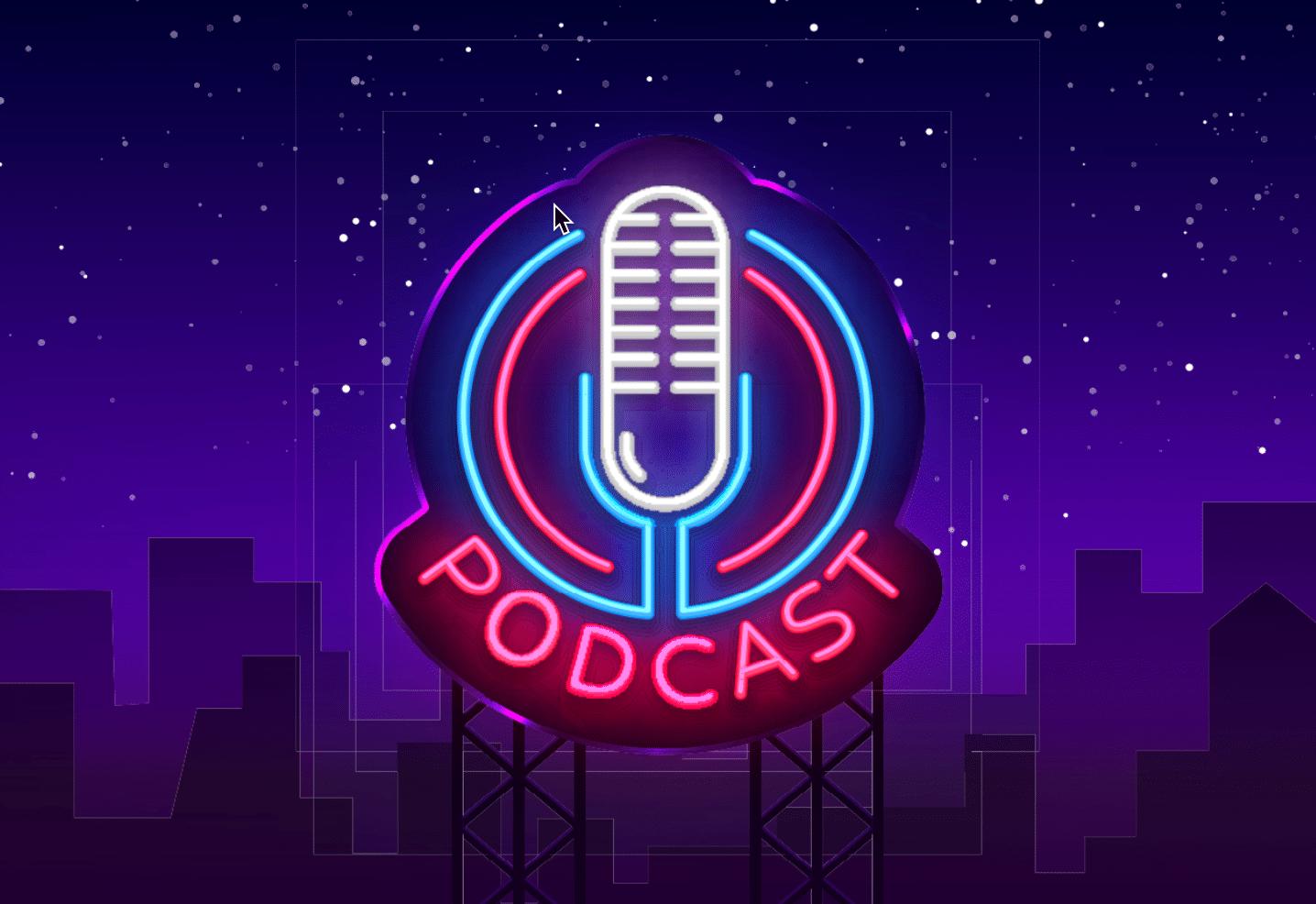 Le podcast, le format roi de l'année 2020
