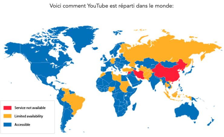 Débloquer Youtube