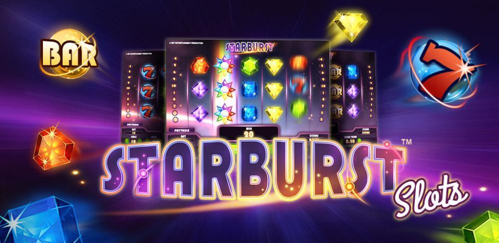 Starburst Cresus Casino Game