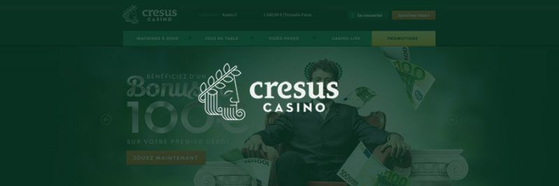Le service clientèle de Cresus Casino