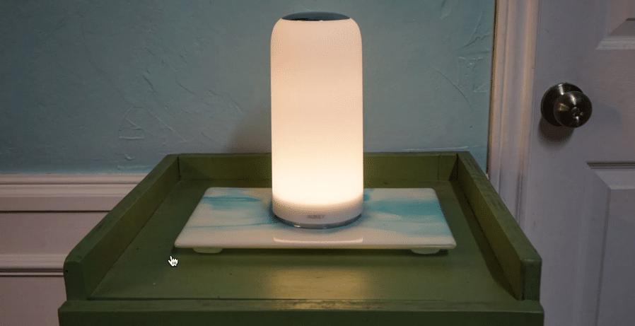 Utilisation de la lampe ambiance Aukey