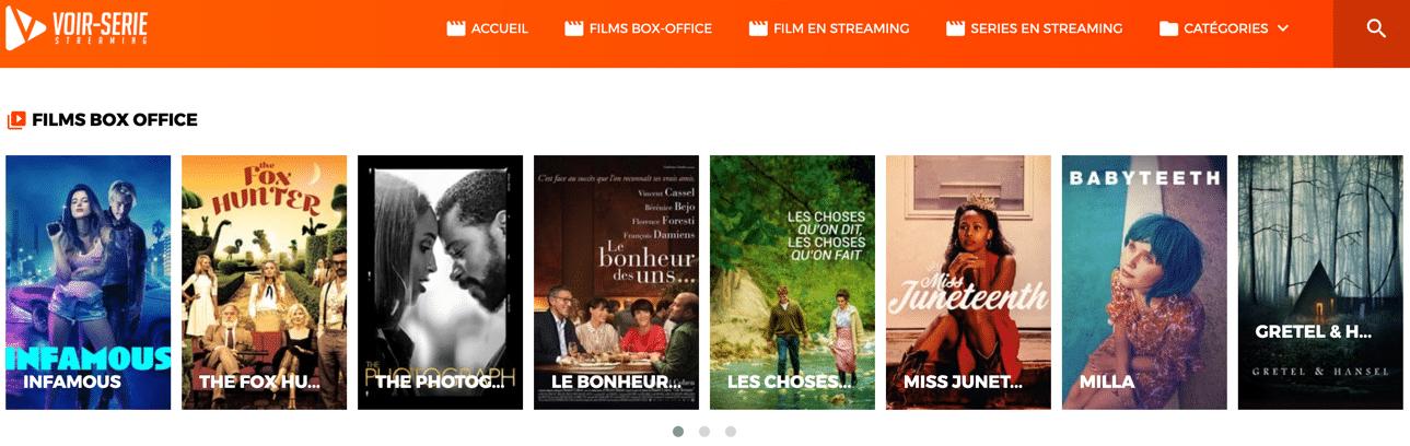 Regardez en streaming et téléchargez des séries gratuites sur Voir-Serie Streaming. Vivez votre passion du streaming gratuitement et de la meilleure qualité possible !