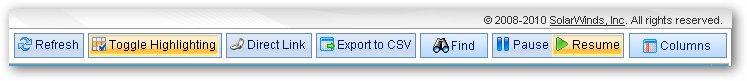 Afficher les couleurs des levels syslog avec Kiwi Syslog Server