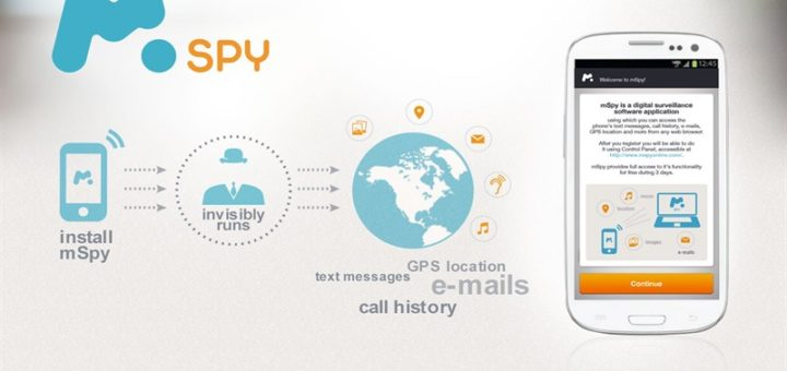mSpy une applications sûre et efficace pour contrôler le téléphone de vos enfants